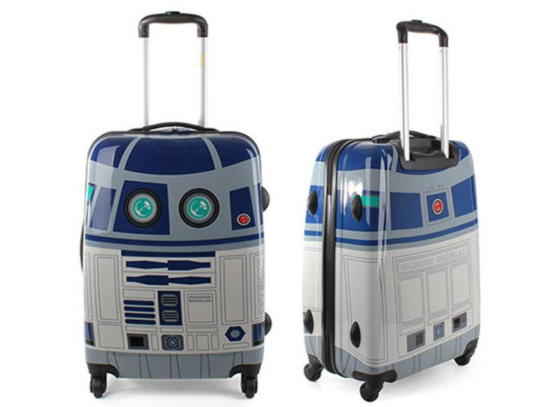 Trolley de R2D2 de Star Wars