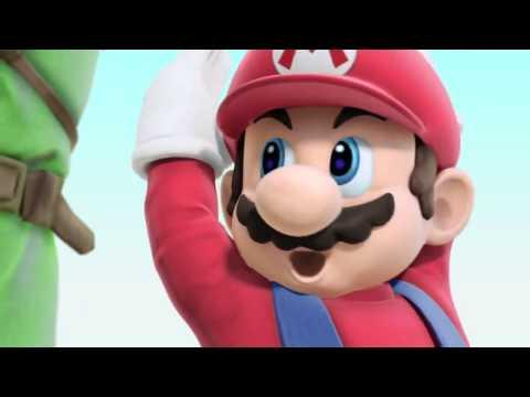 Super Smash Bros 4 Gameplay (WII U / 3DS) Wii Fit Trainer (Female) 【All Characters So Fa