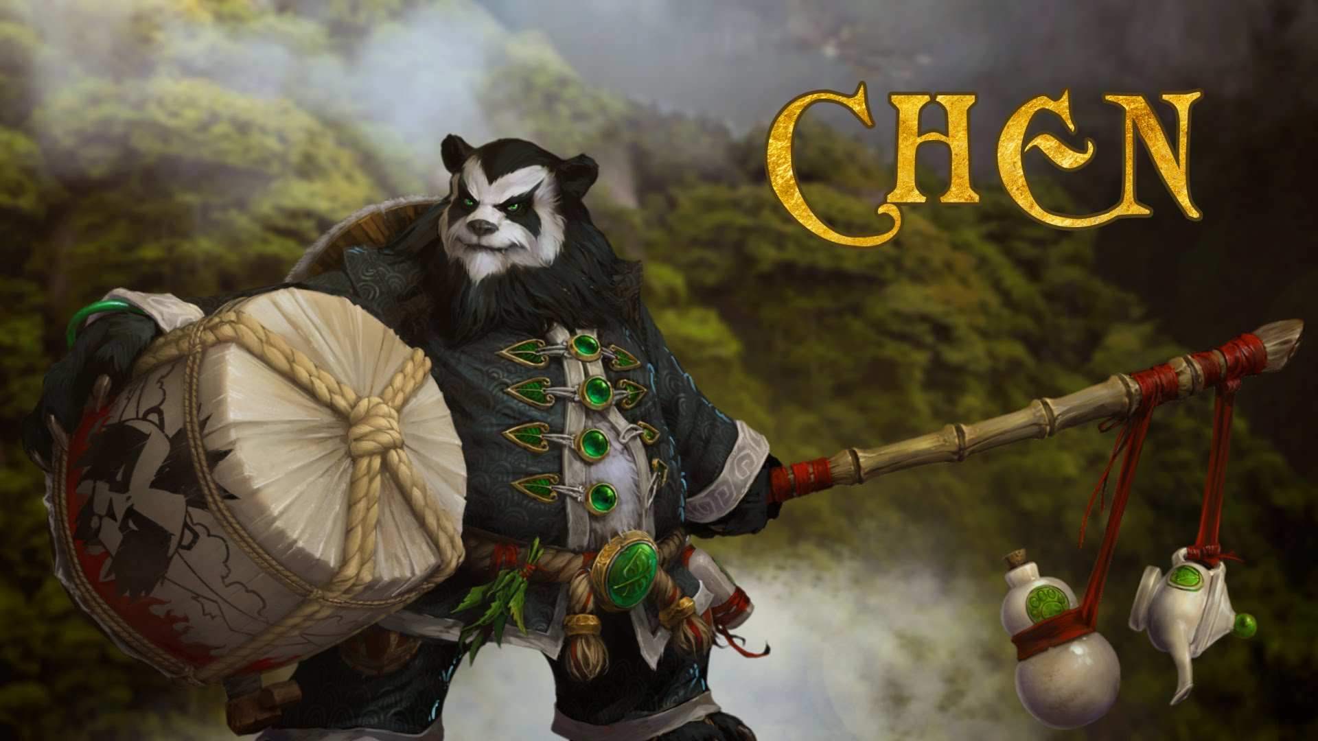 Chen - Heroes of the Storm