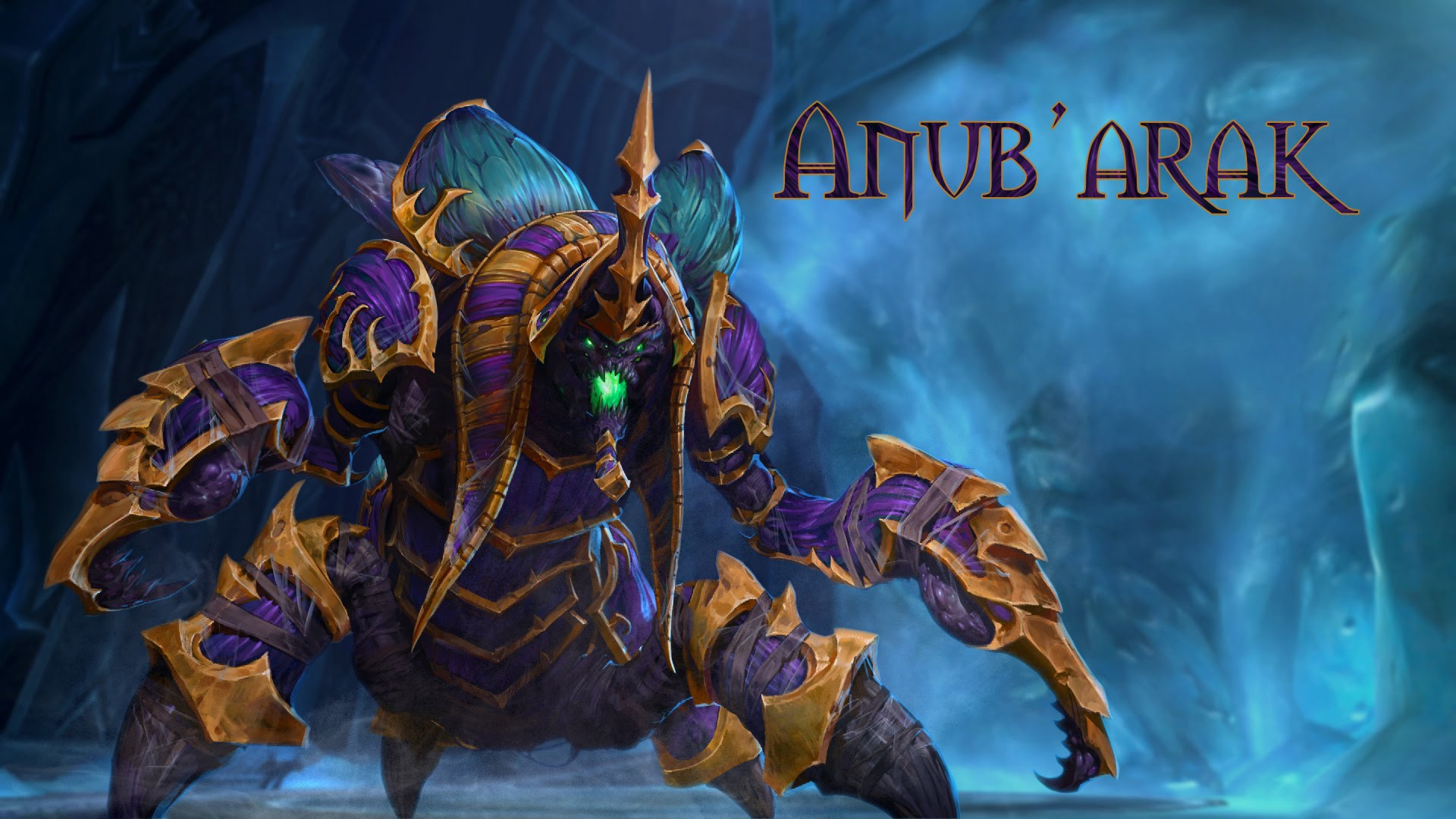 Anub'arak - Heroes of the Storm
