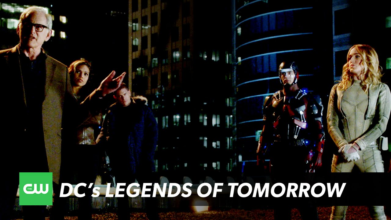 DC's Legends of Tomorrow la otra nueva serie de Superheroes de DC Comics