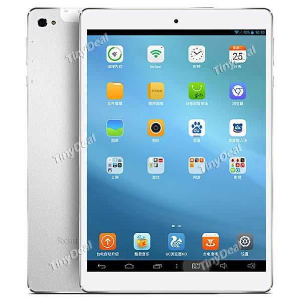 "TECLAST P98 Air 9.7"" Android 4.4 A80T Tablet PC w/ Miracast OTG"