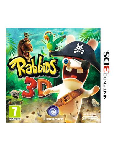 Raving Rabbids: Travel in Time Nintendo 3DS
