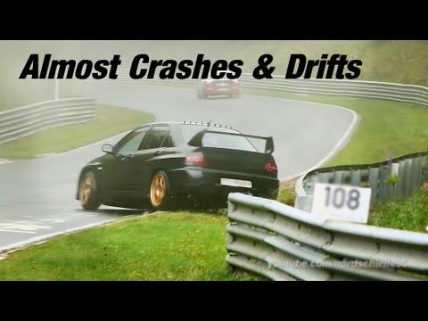 Nordschleife Touristenfahrten 5.10.2013 - Almost Crashes, Drifts, Spins, Close Calls