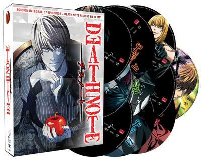 Pack Death Note (Serie completa)
