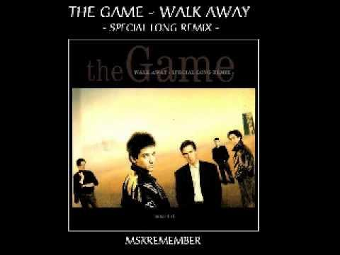 The Game - Walk Away (Special Long Remix) 1988 Comotion Musique