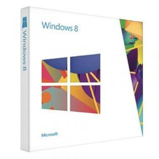 Microsoft Windows 8 Home 64 OEM (Sistema Operativo PC Portátil)