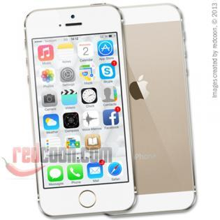 Apple iPhone 5s 16GB Dorado (Smartphone iOS 7)