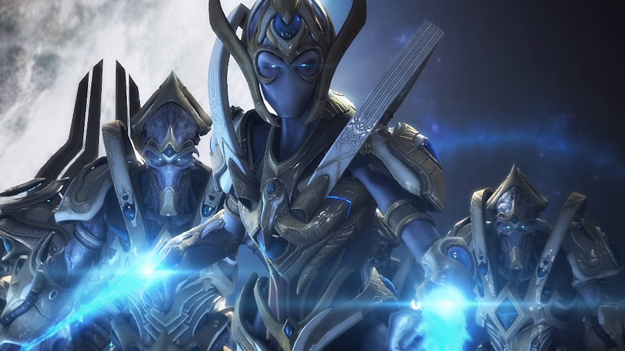 StarCraft II: Legacy of the Void - Trailer