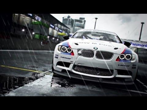 Project Cars Driving in the Rain Trailer - Gamescom 2014