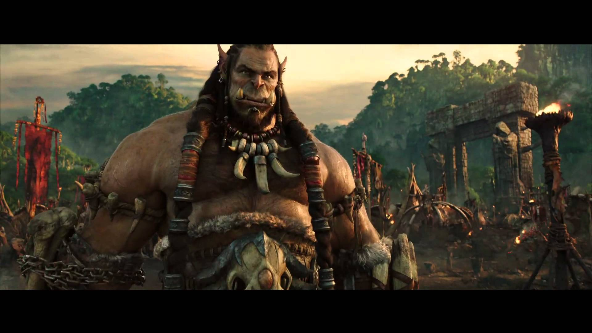 Warcraft: El Origen - Trailer completo HD