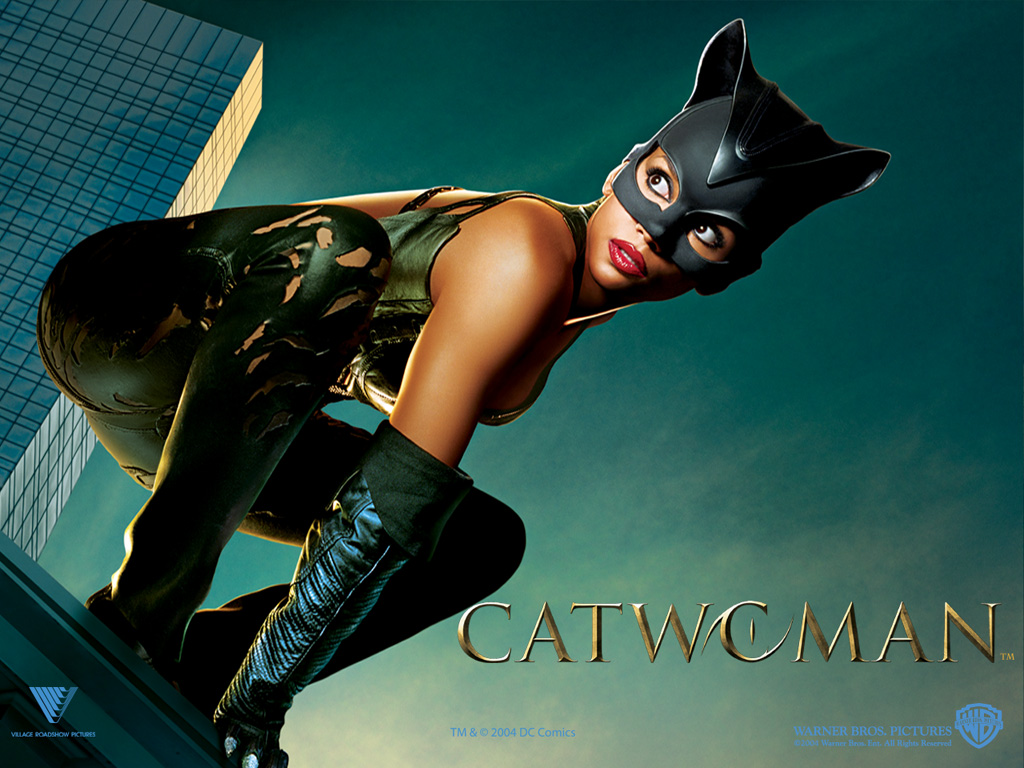 Catwoman.... xD
