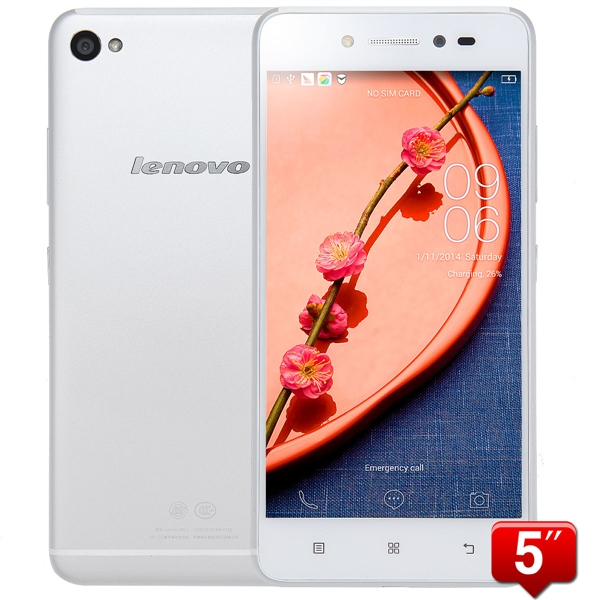 LENOVO S90 Android 4.4 MSM8916 4-Core 4G LTE Phone 13MP 1GB RAM 16GB ROM