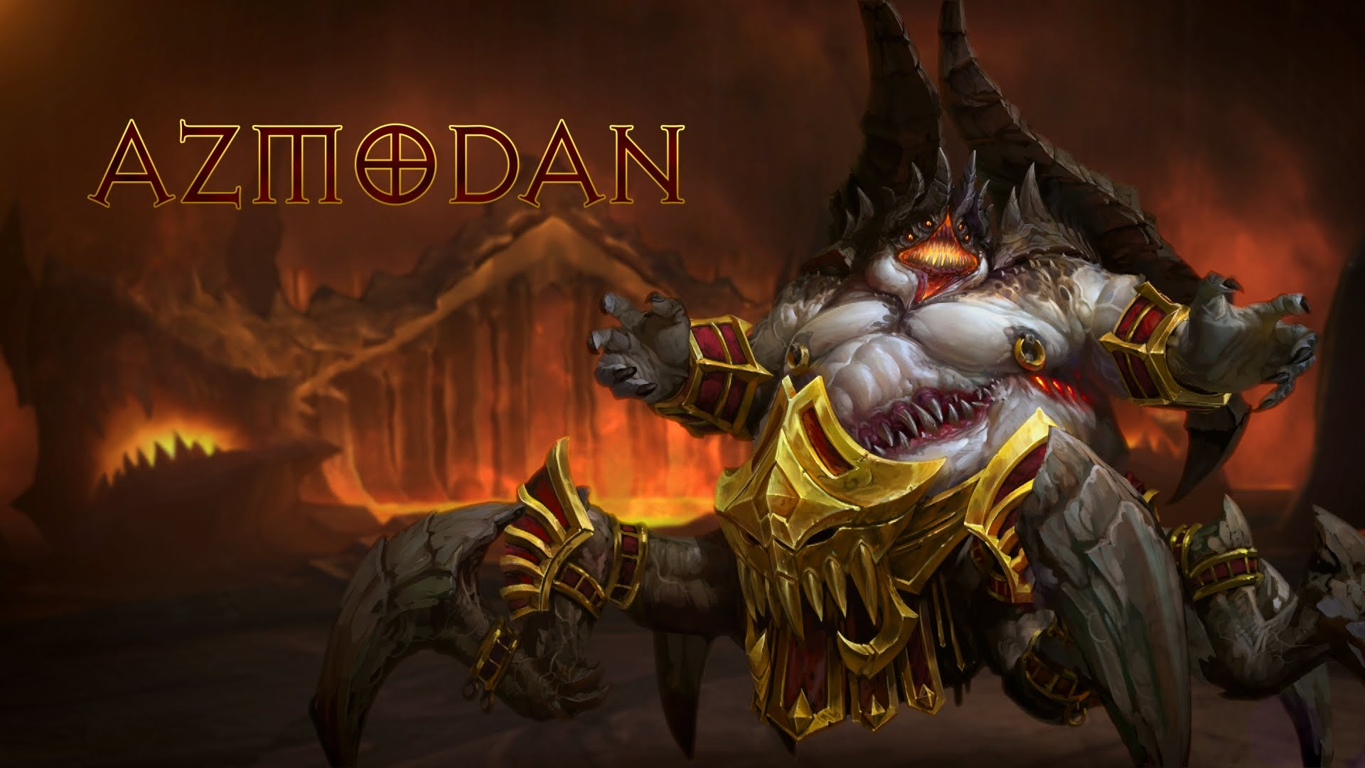 Azmodan - Heroes of the Storm