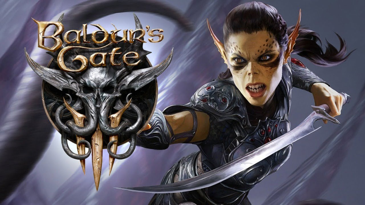 gameplay de baldur's gate 3